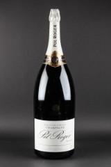 1 flaske Mathusalem (6,0 l.) Champagne Pol Roger