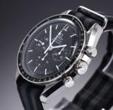 Omega Speedmaster Professionel 'Moon Watch'. Men's watch, steel, c. 2008