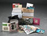 En samling LP'er, blandet (ca. 200)