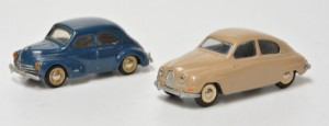Renault 4cv til salg