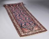 Persisk løber, 395 x 108 cm.