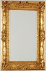 Spegel i rokokostil