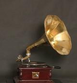 Grammofonspiller 'His Master's Voice'