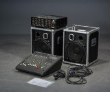 Jeil and Dynacord PA system