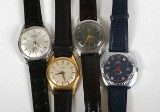 Armbandsur, 4 st