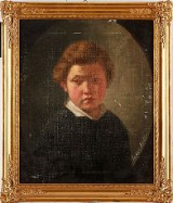 Jakob Kulle oljemålning