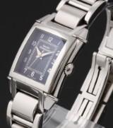 Girard Perregaux 'Vintage 1945' ladies' watch, steel, two-tone dial, 2000's