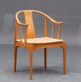 Hans J. Wegner. China chair, European cherry wood