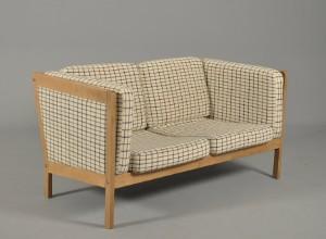 Super Slutpris för FDB møbler To pers. sofa DO57