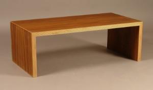 ... og antikke møbler - Raun, sofabord, valnød - DK, Herlev, Dynamovej