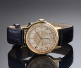 Vintage Movado 'Triple Date', men's watch