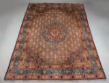 Persisk Moud tæppe, 302x215 cm