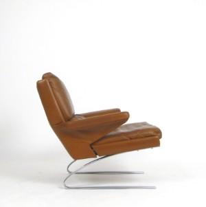 cor sessel, reinhold adolf, freischwinger lounge sessel für cor   lauritz, Design ideen