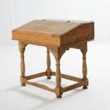 Skrivpulpet 17/1800-tal