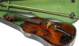 Gammel violin