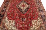 Handknuten persisk matta, Täbriz 300 x 204 cm