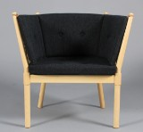 Børge Mogensen. Spoke Back chair, model 1790, Fredercia Furniture