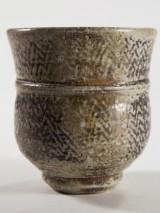 Tatsuzô Shimaoka, Mashiko, Japan, tea ceremony cups, ceramic