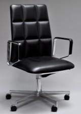 Eoos: Martin Bergmann, Gernot Bohmann & Harald Gründl for Walter Knoll. Soft pad office chair, model Lead Chair
