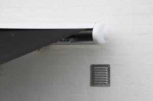 Markise Sort Regn Vind Sol Sensor 5 8 M Polyesterdug