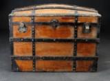 Stor trækiste, 1700-tallet