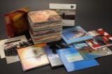 Samling LP plader ca. 103 stk. Blander pop/rock 1970-80erne (103)