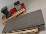 Havebord i beton til uden- og indendørs brug