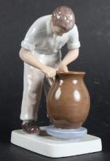 Bing & Grøndahl: Keramiker