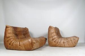 k b og s lg moderne klassiske og antikke m bler michel ducaroy siddegruppe togo for ligne. Black Bedroom Furniture Sets. Home Design Ideas