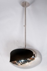 Federico Otero, hanging designer stove/stove/ethanol stove from the Aeris ethanol stoves series, Cocoon Design