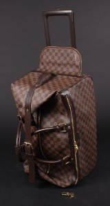 Louis Vuitton. Trolley, model Eole 50
