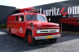 Chevrolet fire engine from 1964 with complete draught beer system