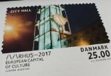Carsten Ingemann, pigmenteret print, 'City Hall'