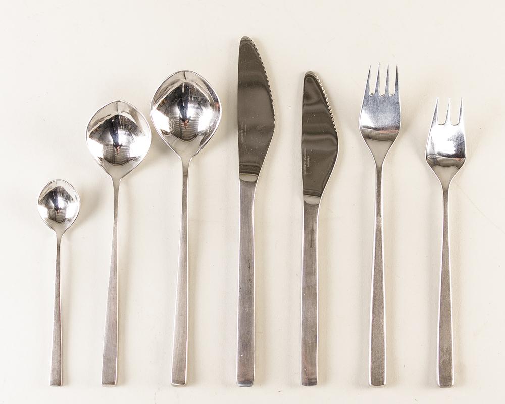 spisebestik stål