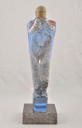 Sculptur, IDOL, Bertil Vallien for Kosta Boda, Unique