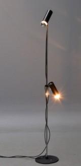 Gino Sarfatti. Vintage gulvlampe, model 1055