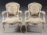 Armchairs, Rococo, 18th century-second half (2)