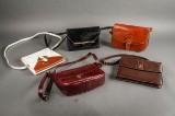 Samling tasker, bally og Burberry m.m (5)