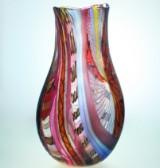 Gianluca Vidal - Murano, Italy - glass object, vase