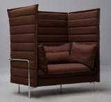 Erwan & Ronan Bouroullec for Vitra. 'Alcove' high-backed sofa