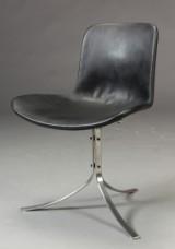Poul Kjærholm. PK9 Tulip Chair / dining chair, Fritz Hansen