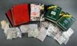 Samling frimærker