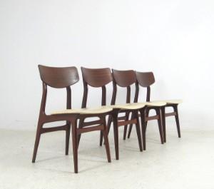 slutpris f r set st hle der 1950 60er jahre. Black Bedroom Furniture Sets. Home Design Ideas