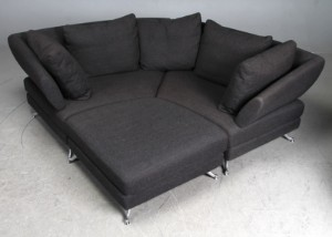 Rolf benz multifunktions modulsofa uld model 4500 3 for Rolf benz 4500