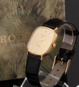 Rolex men's watch, model Cellini, 18 kt. gold