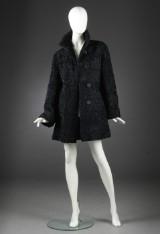 Vendbar jakke af persianer pels, str. 38