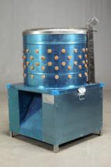 Plukkemaskine til fasaner, høns og ænder.