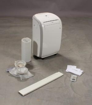 pro klima aircondition med diverse tilbeh r. Black Bedroom Furniture Sets. Home Design Ideas