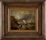 John Moore pf Ipswich oljemålning
