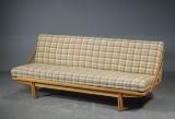 Poul M. Volther, daybed / briks / sofa af egetræ